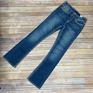 Big T Super T True Religion Bootcut With Flap